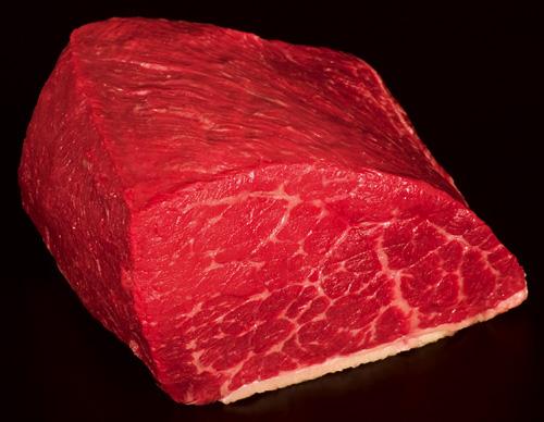bottom steak roast
